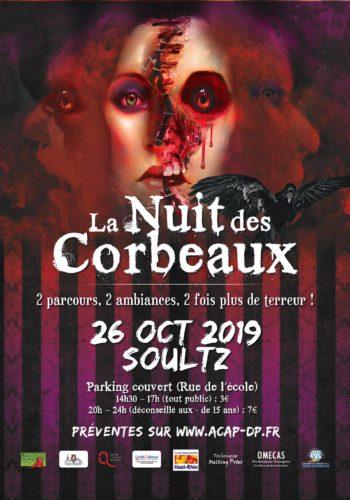 affiche corbeaux Good