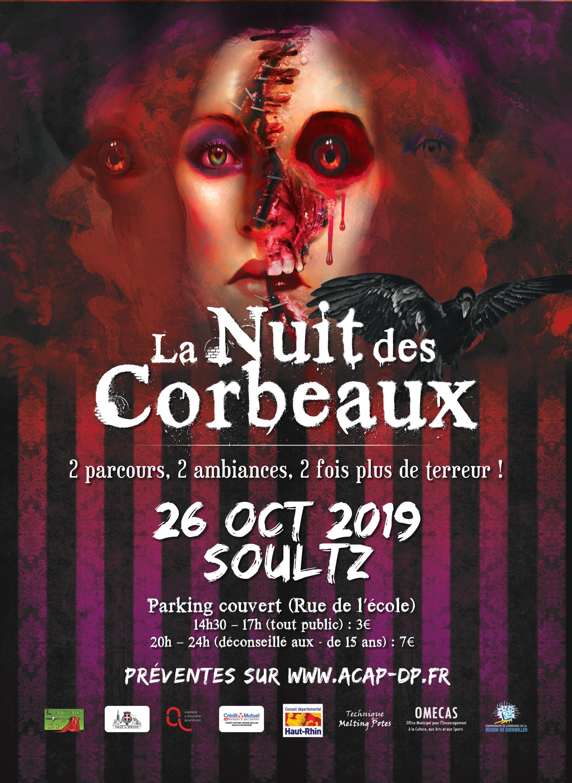 Nuit des Corbeaux